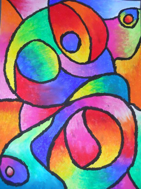 1000 Images About Kids Art Pastel On Pinterest