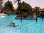The weekend hangout for families and staff. (Hilton)