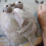 Clay Mask Using Slab Technique