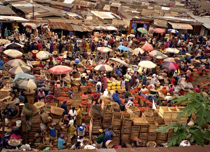 Ghana-Markets