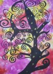 Klimt Trees