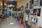 Here is the studio where I did my class.