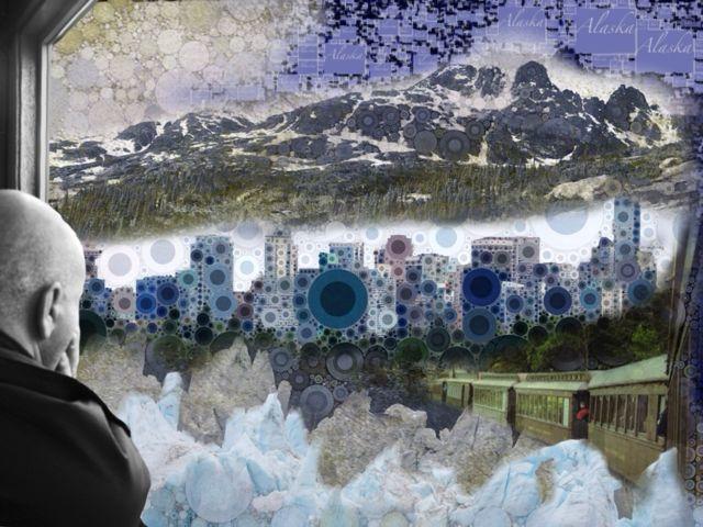 A journey to Alaska, Mrs Jardin