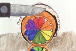 Colour wheels - 1 of 4