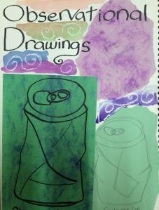 Still Life Drawing - 11 of 12