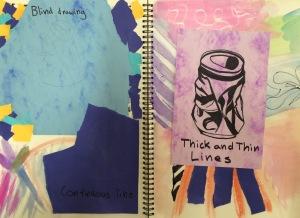 Still Life Drawing - 2 of 12